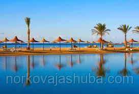 Шикарная норковая шуба или отдых в Египте
