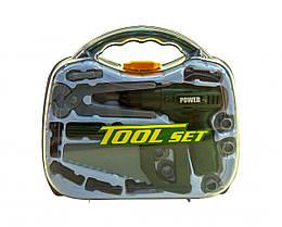 """Детский набор инструментов в чемодане """"Tool Set"""""""