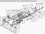 Шланг компресора ДВС КАМАЗ 4320-3506386, фото 2