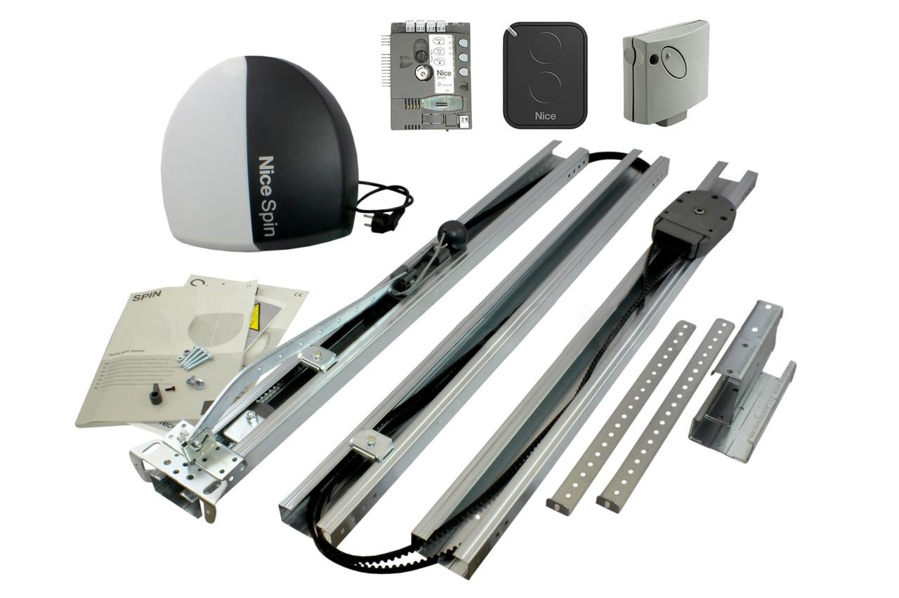 Автоматика для гаражных ворот NICE SPIN 22 KCE
