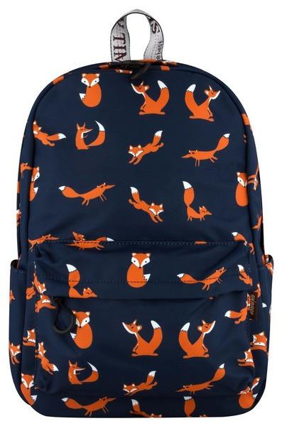Рюкзак женский с лисичками