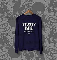 Cвитшот | Толстовка | Stussy N.4 | Унисекс