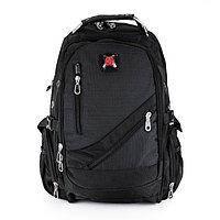 Городской рюкзак 33 л Swissgear 8815 с кодовым замком швейцарский рюкзак