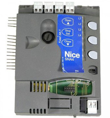 Встраиваемый блоком управления NICE SNA4/А
