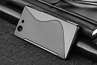 Чехол S-line TPU для телефону Sony Xperia M5 Dual E5633 E5643 E5663 E5603 E5606 E5653 силиконовый на сони ТПУ