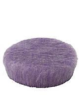 Полировальный круг гибридная шерсть - Lake Country Purple Foamed Wool Buffing/Polishing 125 мм (58-425-1)