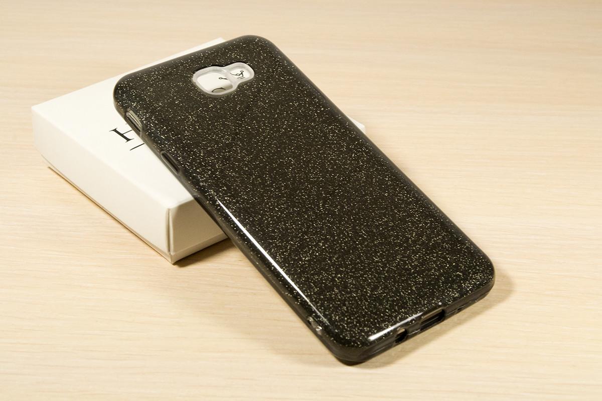 Переливающийся TPU чехол для Samsung Galaxy J5 Prime G570 (Разные Цвета)