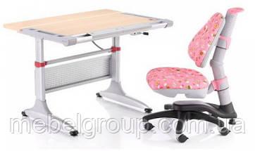 Комплект Детская парта растишка BRISTOL КD-338L и Детское ортопедическое креслоROYCE KY-318 Comf-Pro, фото 3