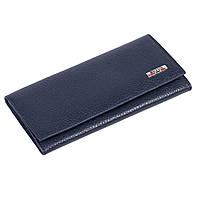 Женский кошелек Butun 567-004-034 кожаный синий, фото 1