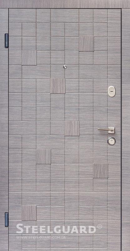 Двери Steelguard Cascade Серия RESISTE