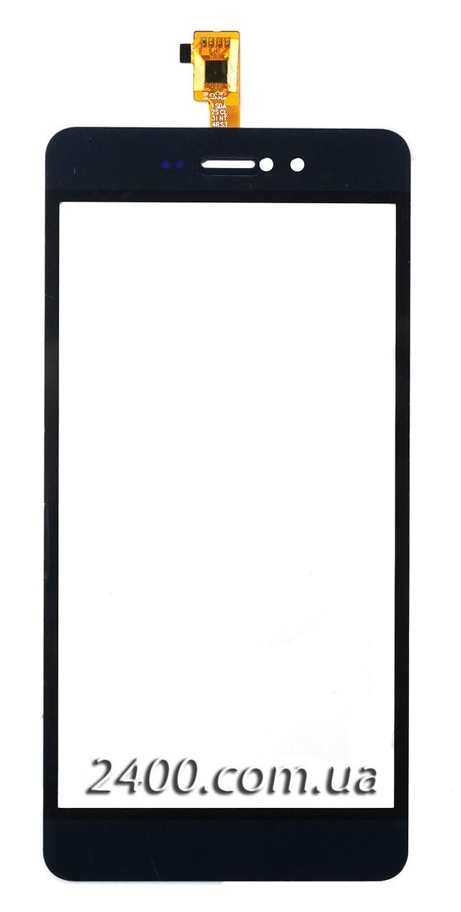 Touchscreen для телефонов Bravis A505 (сенсор) - тачскрин Бравис А505 (A 505 Joy Plus)  синий