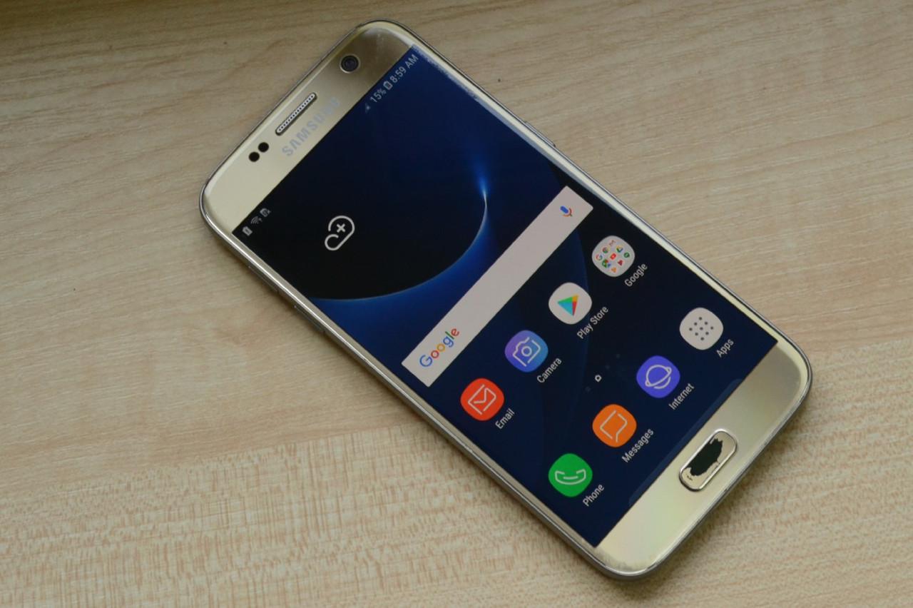 Samsung Galaxy S7 32Gb SM-G930U Gold Оригинал!
