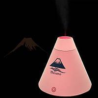 Увлажнитель воздуха Volcano Розовый, КОД: 104505
