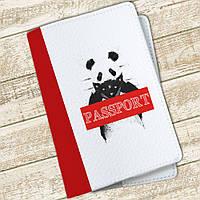 Обложка на паспорт Панда (24942-1517) , фото 1