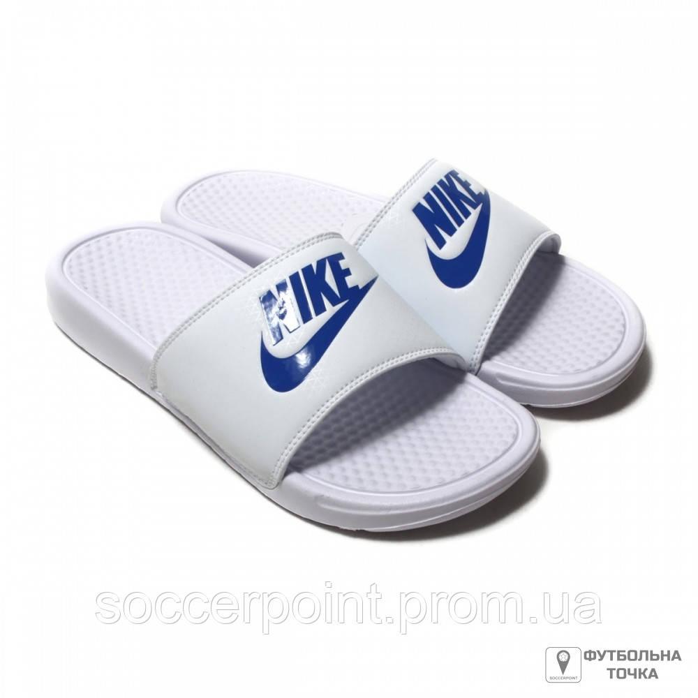 size 40 bc8c1 b8044 Шлепанцы Nike Benassi Jdi (343880-102)