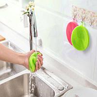 Силиконовая губка для мытья посуды, Силіконова губка для миття посуду, Для уборки, для прибирання