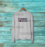 Cвитшот | Толстовка | Tommy Jeans Classic Logo | Унисекс