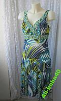 Платье женское легкое сарафан бренд George р.46