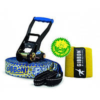 Слэклайн Fun line X13 TREE PRO SET 15 m Slackline Gibbon
