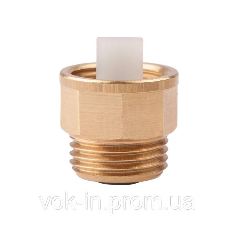 """Клапан для воздухоотводчика 3/8 """"Icma"""" №710"""