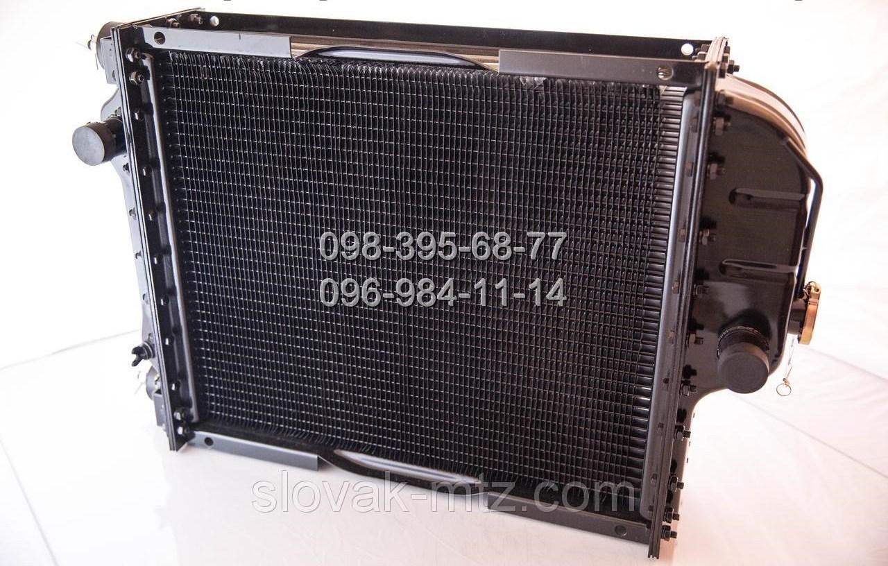 Радиатор МТЗ. Алюминиевый. 70-1301010