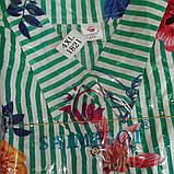 Туніка - халат на гудзиках,штапель, фото 6