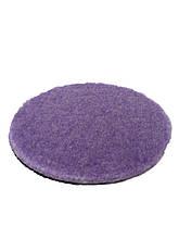 Полировальный круг гибридная шерсть - Lake Country Purple Foamed Wool Buffing/Polishing 125 мм. (58-1255-1)