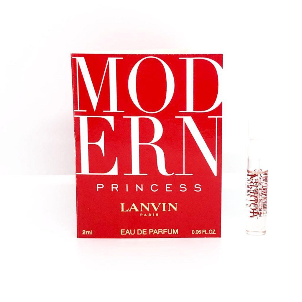Пробник элитной оригинальной парфюмерии LANVIN Modern Princess 2 мл, изумительный цветочно-фруктовый аромат