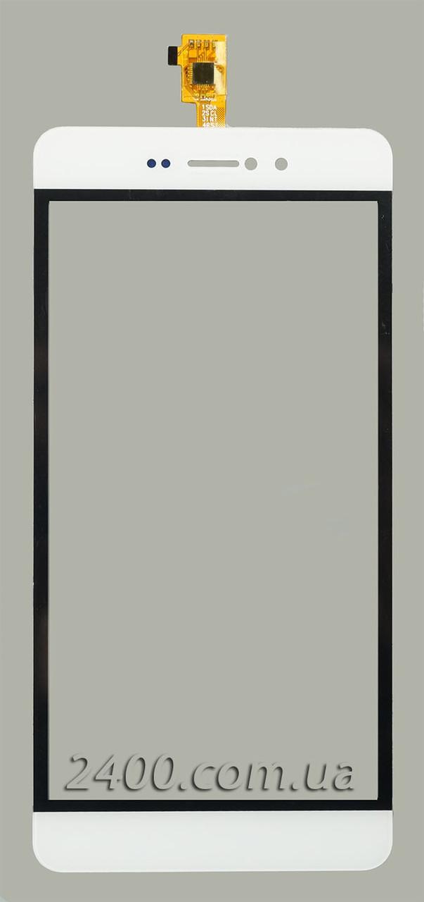 Touchscreen для телефонов Bravis A505 (сенсор) - тачскрин Бравис А505 (A 505 Joy Plus) белый