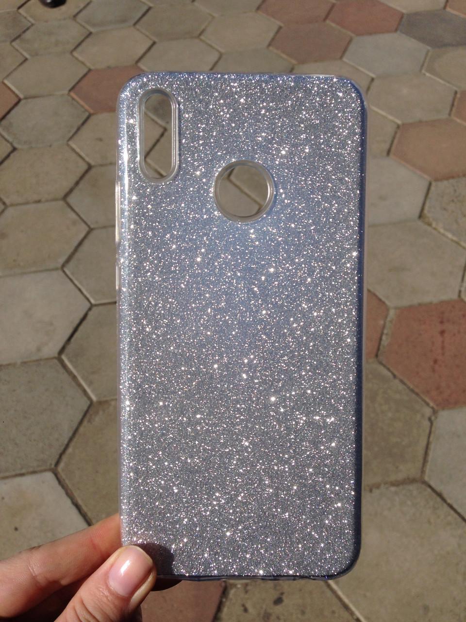 Чехол Huawei Y9 2019/ Honor 8X Silver Dust Dream