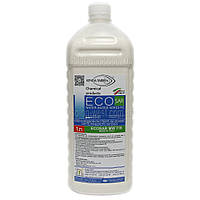 Клей латексный  ECOSAR MW116 для кожи, кожзама, ткани, замши, без запаха (Италия, 1л)