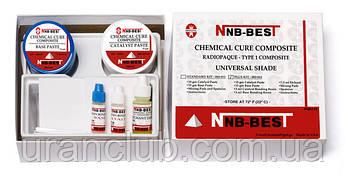 NNB-BEST (ННБ бест) - композиционный материал химического отверждения 15 гр+15 гр.