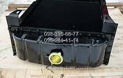 Радиатор водяного охлаждения ЮМЗ с двигатель Д65 (4-х рядный )