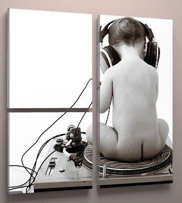 Фотокартина музыка 60х62