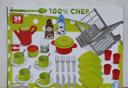 Посуда игрушечная Ecoiffier 2619, фото 2