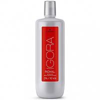 Лосьйон-проявник Igora Royal Oil Developer 3%, 60 ml (розлив)