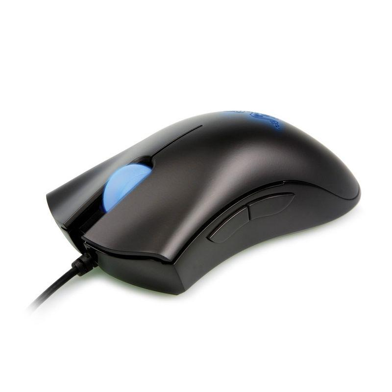 Геймерская мышка Razer DeathAdder с подсветкой
