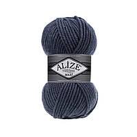 Alize Superlana Maxi  джинс меланж №203, фото 1