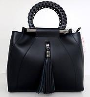 Жіноча сумка із натуральної шкіри. Італія, фото 1