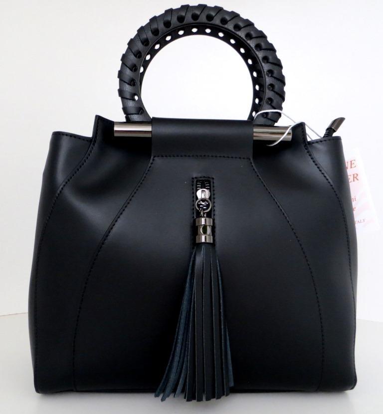 Жіноча сумка із натуральної шкіри. Італія