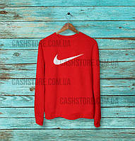Cвитшот | Толстовка | Nike Swoosh | Унисекс