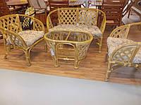 """Комплект мебели """"Phuket"""" из натурального ротанга"""