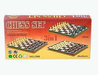 Шахматы 3308 (72) в коробке