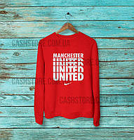 Cвитшот | Толстовка | Nike Manchester United | Унисекс