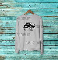 Cвитшот | Толстовка | Nike Air Force 1 | Унисекс