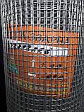 Сітка зварна ОЦИНКОВАНА 12х12х1,6, фото 5