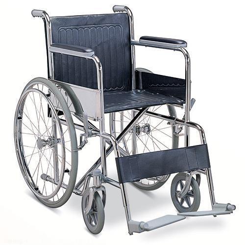 Инвалидная коляска складная KY809-46