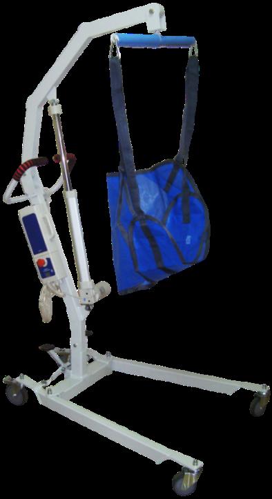 Подъемник мобильный ПГР-150 ЭМП с повышенной грузоподъемностью