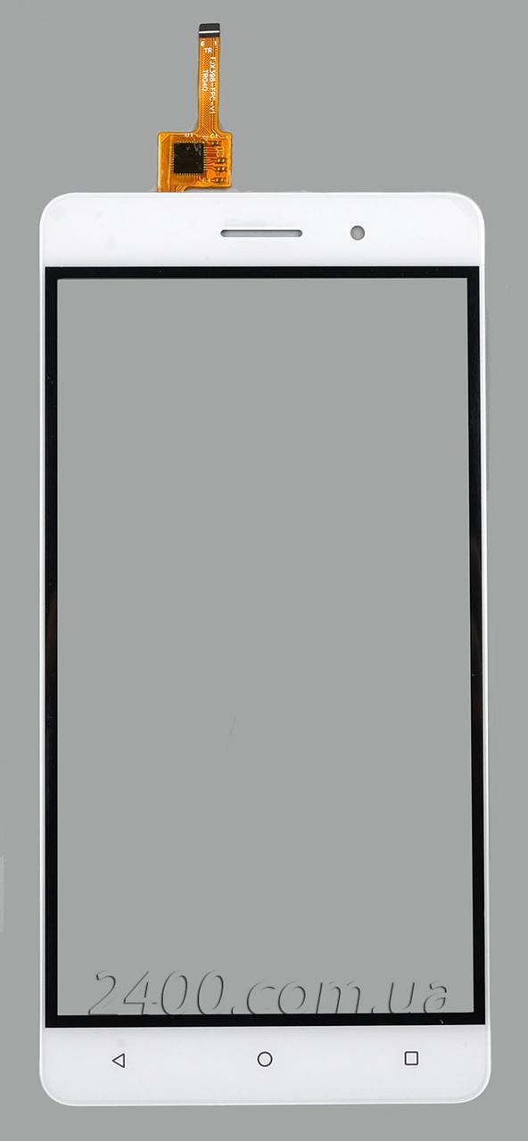 Тачскрін (сенсор) Bravis A552 - дисплей для телефонів Бравіс А552 Трейс (A 552 Joy Max) білий