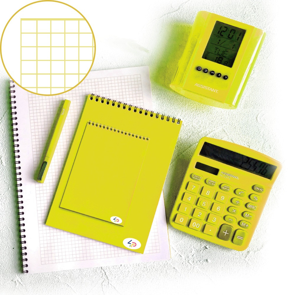 """Набор Office """"Color note"""" yellow"""